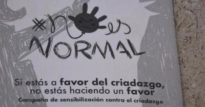 Más de 46 mil niños son víctimas del criadazgo