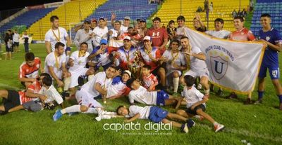Unión Ybyraró es el campeón capiateño 2019