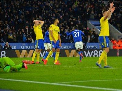 El Leicester pincha el sueño del Birmingham