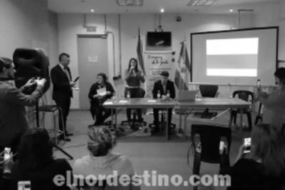 Consulado en Buenos Aires capacita a paraguayos migrantes para apertura de cuentas bancarias