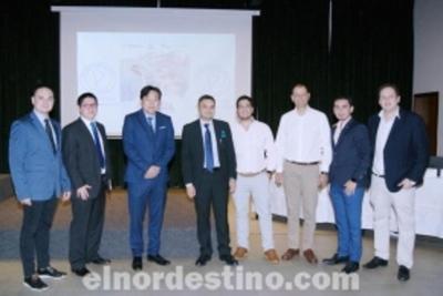 Con emotivo homenaje al doctor Arredondo, se desarrolló el 1er Congreso de Cirugía organizado por Universidad Sudamericana
