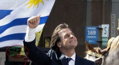 Luis Lacalle Pou asume como nuevo presidente de Uruguay