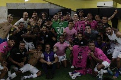 Independiente del Valle aplasta al Barcelonacomo visitante