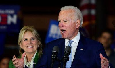 Biden, favorito en primarias demócratas de Estados Unidos