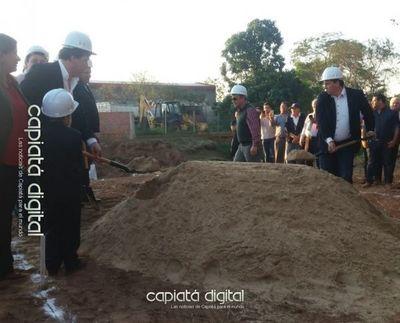 Inician construcción del segundo puente sobre el arroyo Capiatá