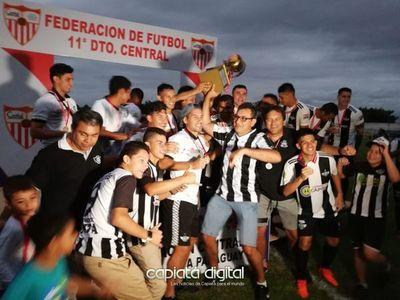 3 de Mayo se retira de la Copa Paraguay