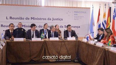 Mercosur: Ministros aprueban proyecto para persecución en zona fronteriza