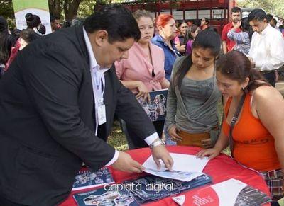 Sinafocal brinda servicios sociales gratuitos a capiateños este sábado