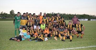 Barrio Guaraní es finalista de la Copa de Campeones