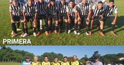 Libertad de Barcequillo disputó un amistoso en Ñeembucú