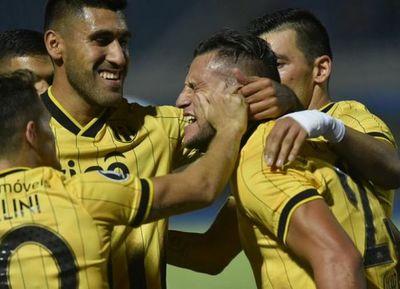 Guaraní sigue sumando en la Copa