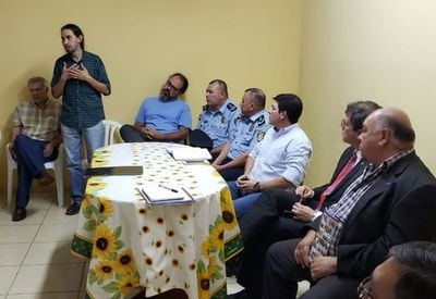 Reclaman garantías   para periodistas en Pedro Juan