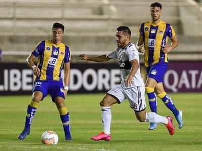 Copa Libertadores: Olimpia igualó 1-1 ante Delfín