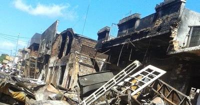 Junta Municipal declara Estado de Emergencia en zona del Mercado y aprueba subsidio