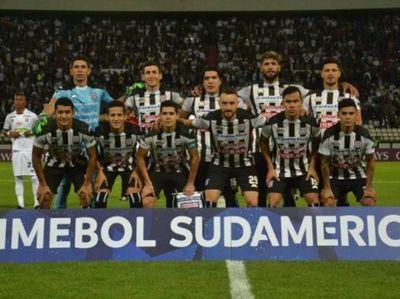 Santaní gana y hace historia en la Sudamericana