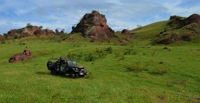 Amambay atrae a turistas con sus cerros y saltos