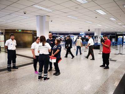 Salud Pública monitorea 7 casos sospechosos de coronavirus