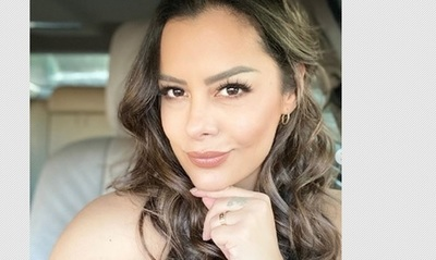 Larissa Riquelme se inscribió en la universidad, eligió esta carrera
