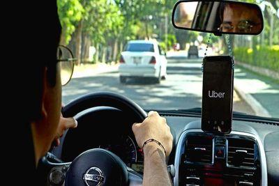 Reportan fallas en app de Uber