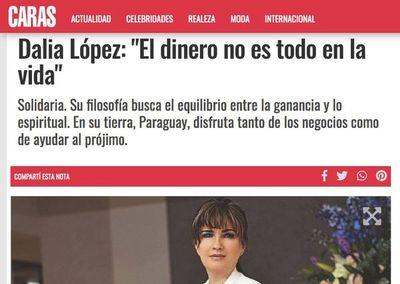 ¿Quién es Dalia López?, la mujer que trajo a Ronaldinho al país