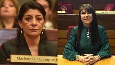 """La curiosa defensa de diputada para su colega """"fea y morena"""""""