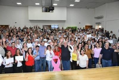SE ENTREGARON CERTIFICADOS Y HERRAMIENTAS A PARTICIPANTES DE CURSOS DEL SNPP Y SINAFOCAL
