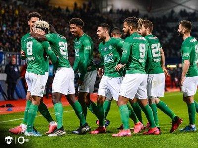 El Saint Etienne elimina al campeón y se medirá al PSG en la final