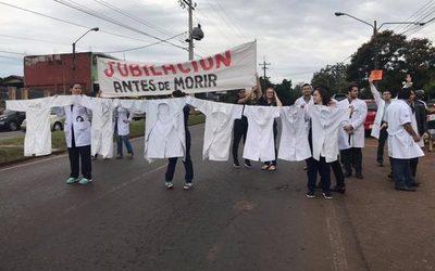 El 3 de junio se inicia la huelga de médicos