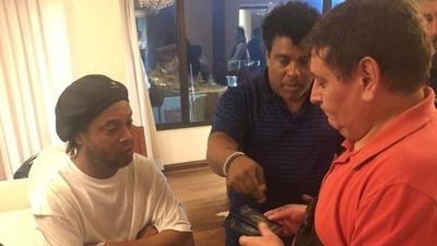 """HOY / Destrozan a la Fiscalía tras liberar a Ronaldinho: """"No fue algo insignificante"""""""