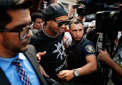 Tres imputados en caso Ronaldinho