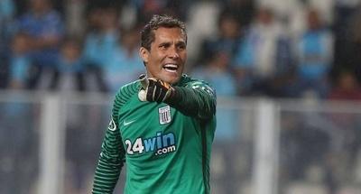 HOY / El peruano Leao Butrón pasa a ser el arquero más longevo de la Libertadores