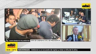 Juan Villamayor sobre documentación falsa de Ronaldinho