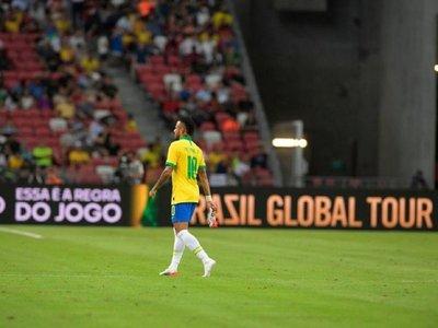 Neymar lidera lista de Brasil sin Vinicius ni Rodrygo para las Eliminatorias