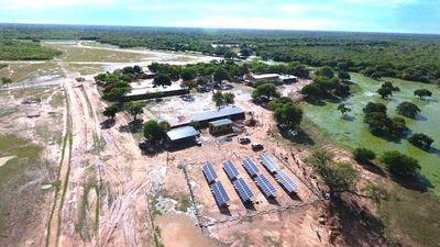 Capital español desembarcará en el Chaco
