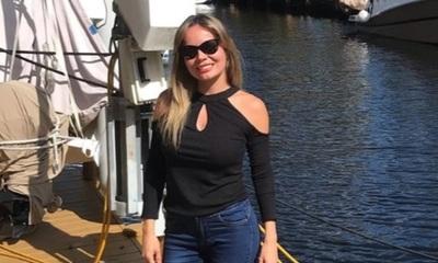 Dahiana Bresanovich desesperada por quedar sin agua con su hijo enfermo