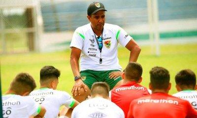 Paraguayo refuerza el cuerpotécnico de la selección de Bolivia