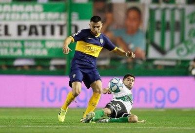 Boca improvisa en defensa pero Junior Alonso sigue de titular