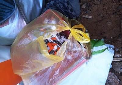Desechos patológicos y criaderos detrás del Hospital de Luque •