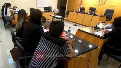 CASO MALE HUG: TESTIGO CLAVE DECLARA EN JUICIO.