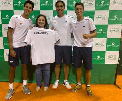 Ramón Delgado analizó las victorias de Vallejos y Vergara en Copa Davis