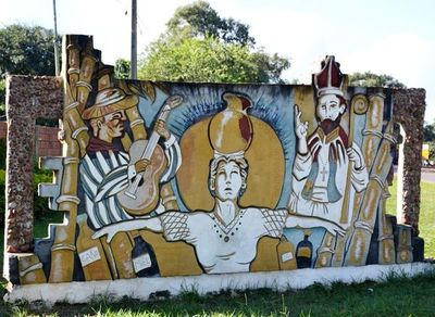 Piribebuy festeja hoy su 384º aniversario