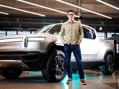 Quién es R.J Scaringe, la nueva competencia de Elon Musk y Tesla