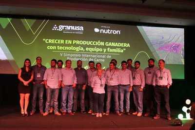 Granusa suma experiencias de eficiencia productiva en su 6° Simposio Internacional de Producción Ganadera