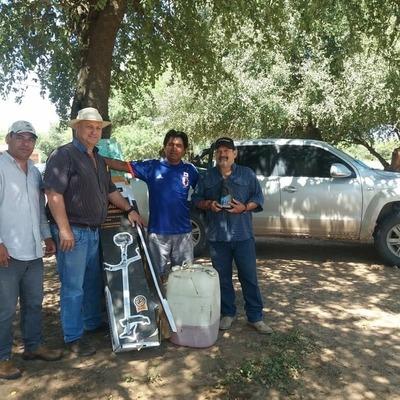 Municipalidad trabaja con comunidades para el fortalecimiento del sector caprino y apícola