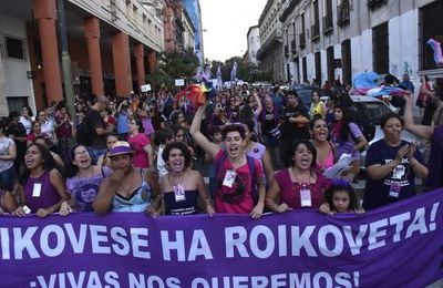 Las mujeres tomaran las calles por el día internacional de la mujer trabajadora
