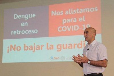 URGENTE: CONFIRMAN PRIMER CASO DE CORONAVIRUS EN PARAGUAY