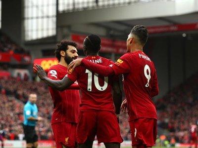 Liverpool reacciona y lo da vuelta