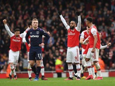Lacazette y el VAR prosiguen el buen momento del Arsenal de Arteta