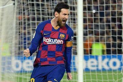 El Barcelona gana con lo justo y es líder de La Liga