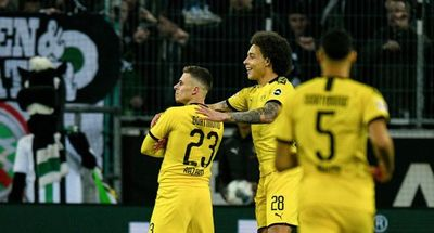 Borussia Dortmund arrebata el segundo puesto al Leipzig